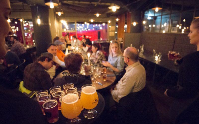 icelandic beer on the ultimate reykjavik night tour