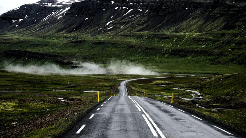 Self Driving road trip in Iceland