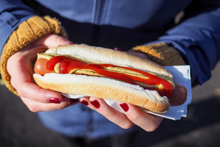icelandic hot dog, icelandic food