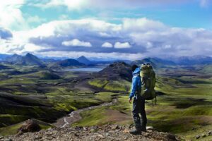 Highland Hiking in Iceland, Hike