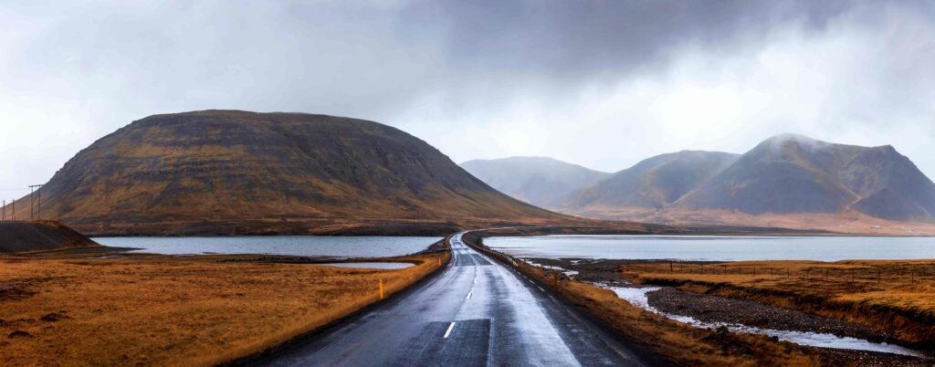 Iceland autumn road trip