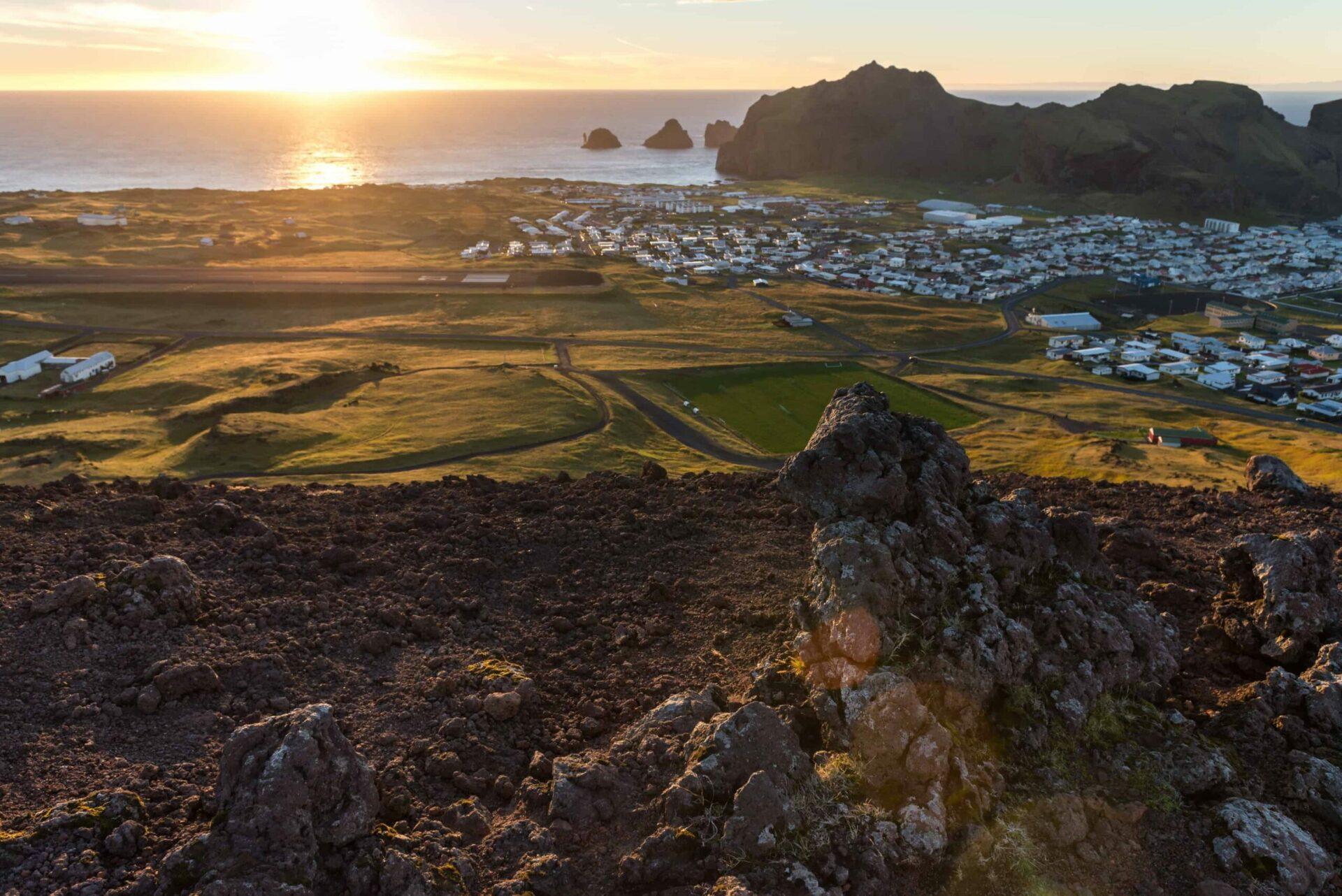 Westman Islands, Vestmannaeyjar