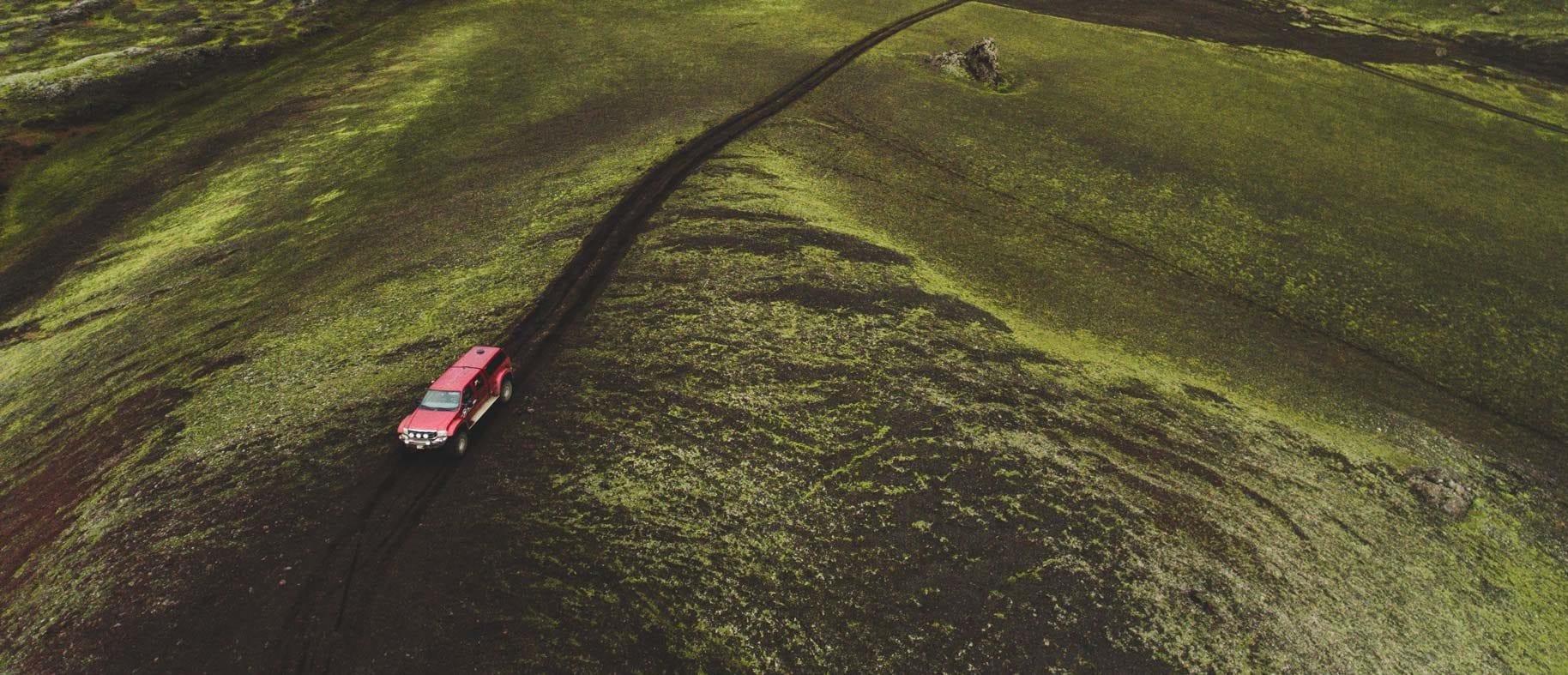 Highlands Super Jeep Excursion