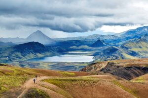 Landmannalaugar, Higlands of Iceland, Hiking in the Highlands