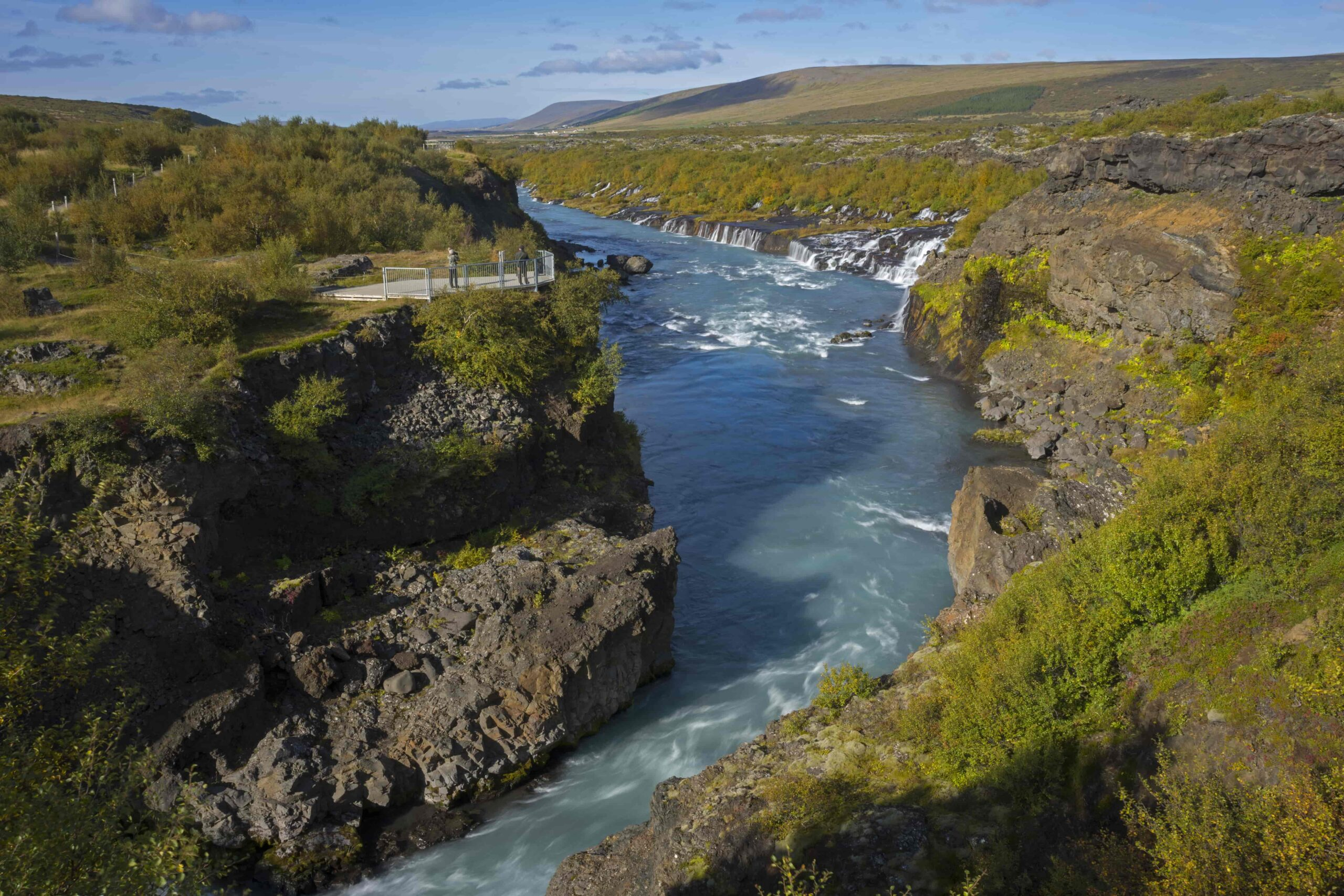 Husafell in west Iceland