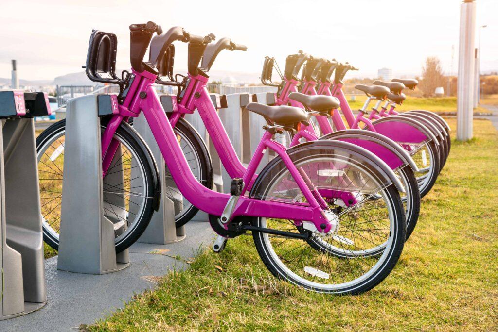 Bikes, Public Transport in Iceland (1)