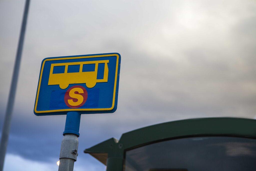 Strætó, Public Transport in Iceland