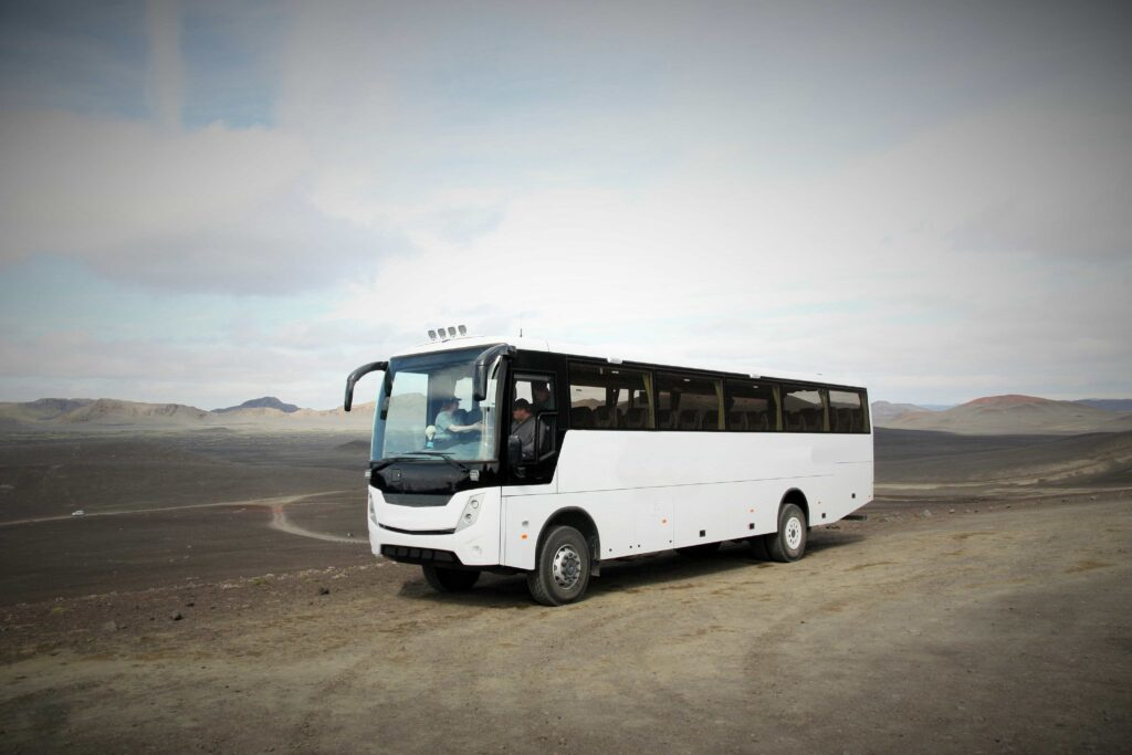 bus in Iceland, Public Transport in Iceland