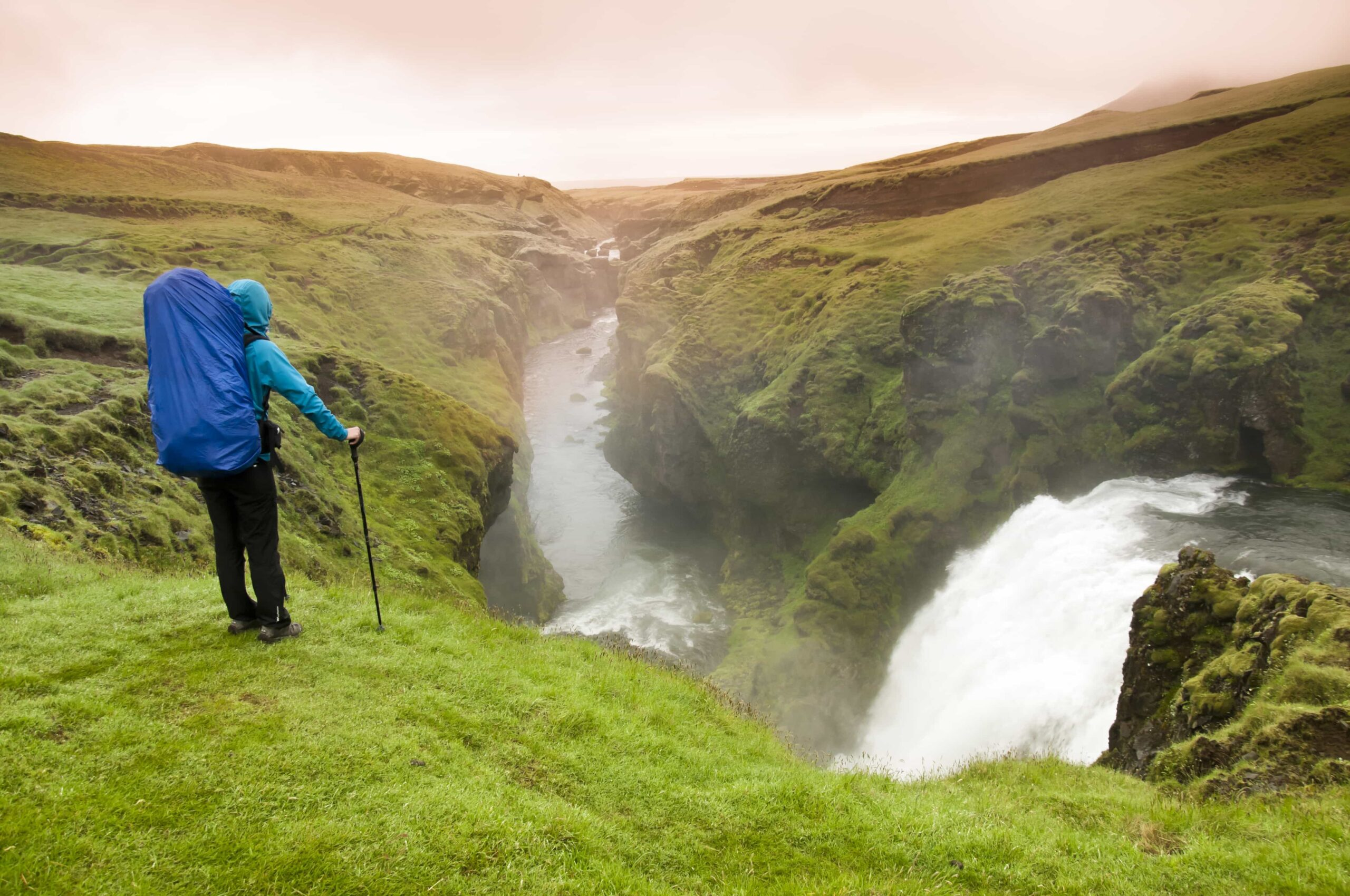 Daypack in Iceland, Hiking in Iceland