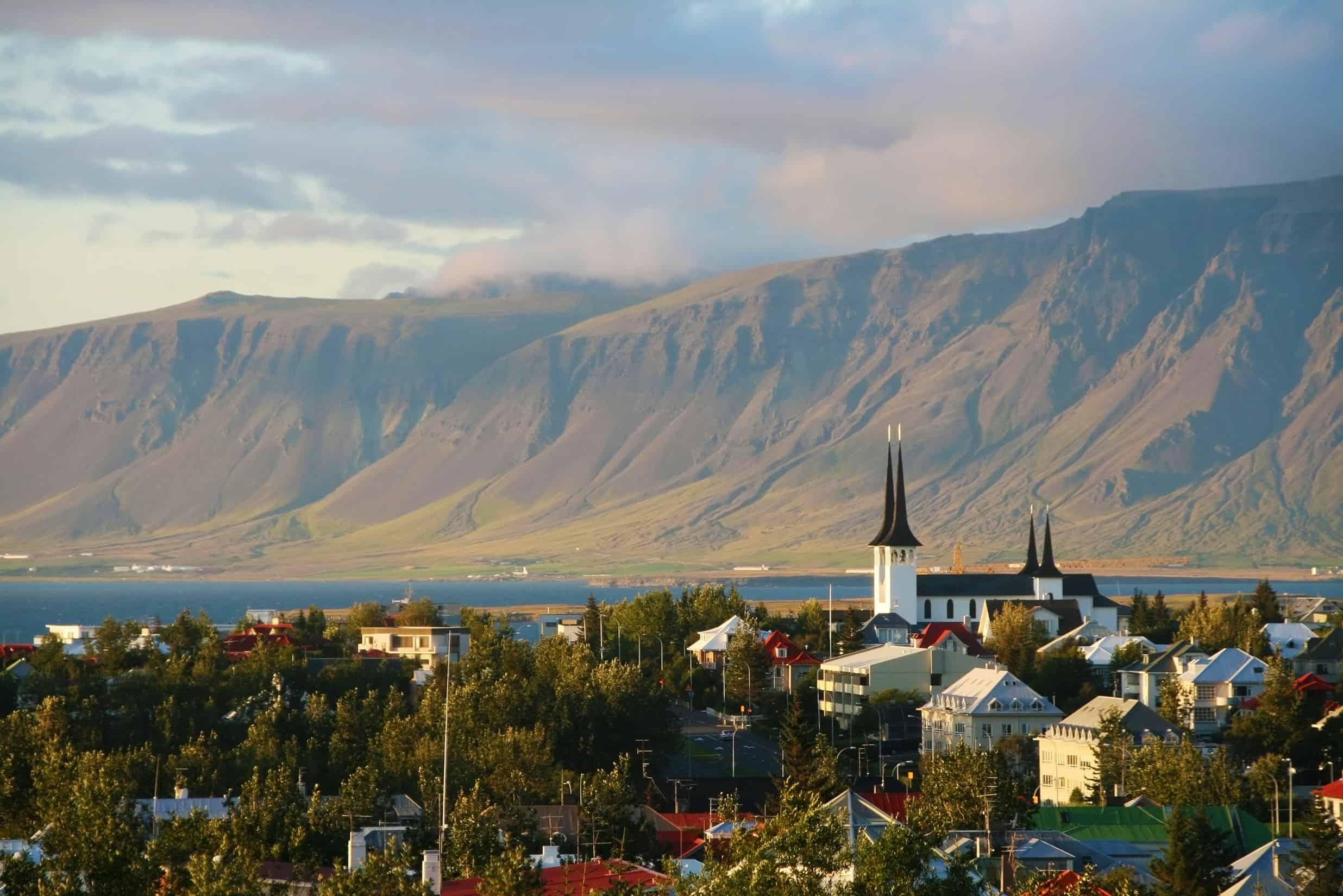 Esja Mountain - Reykjavik