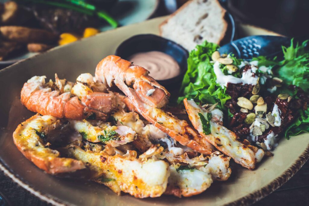 lobster - Icelandic Traditional Food