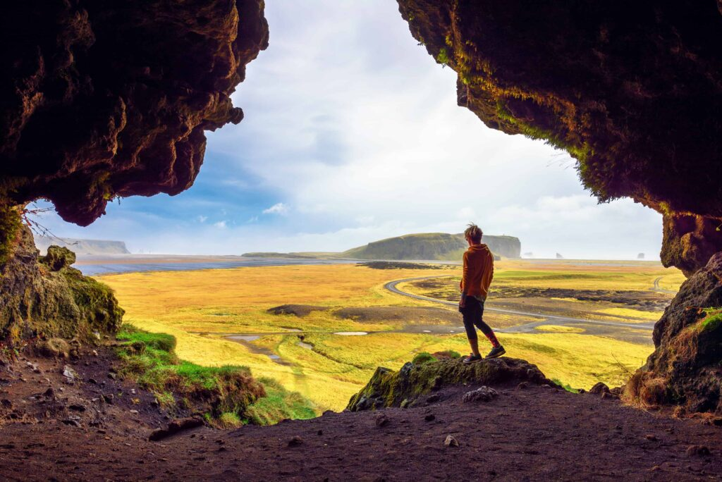 Loftsalahellir Cave - South Iceland
