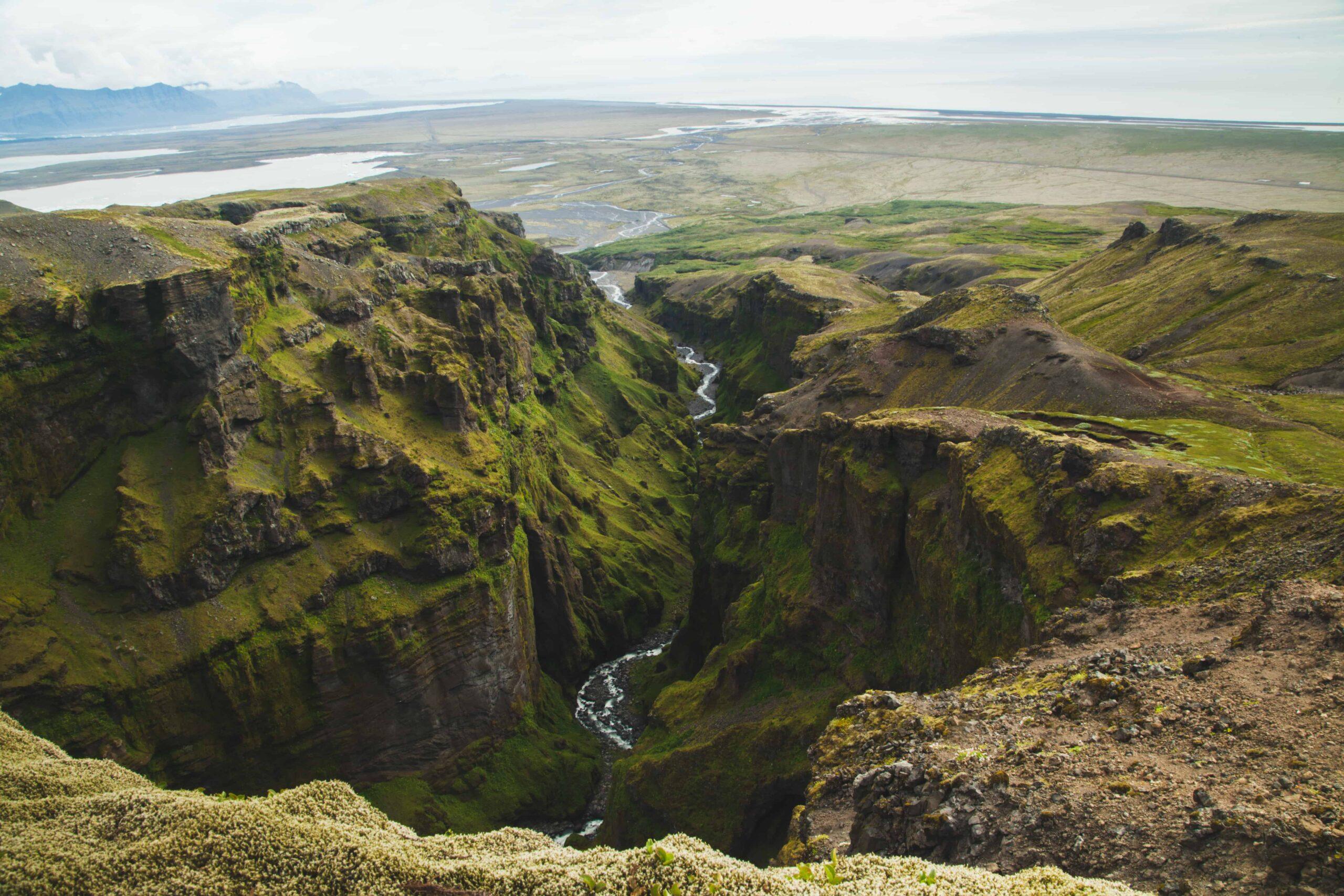 Múlagljúfur canyon - south Iceland (1)