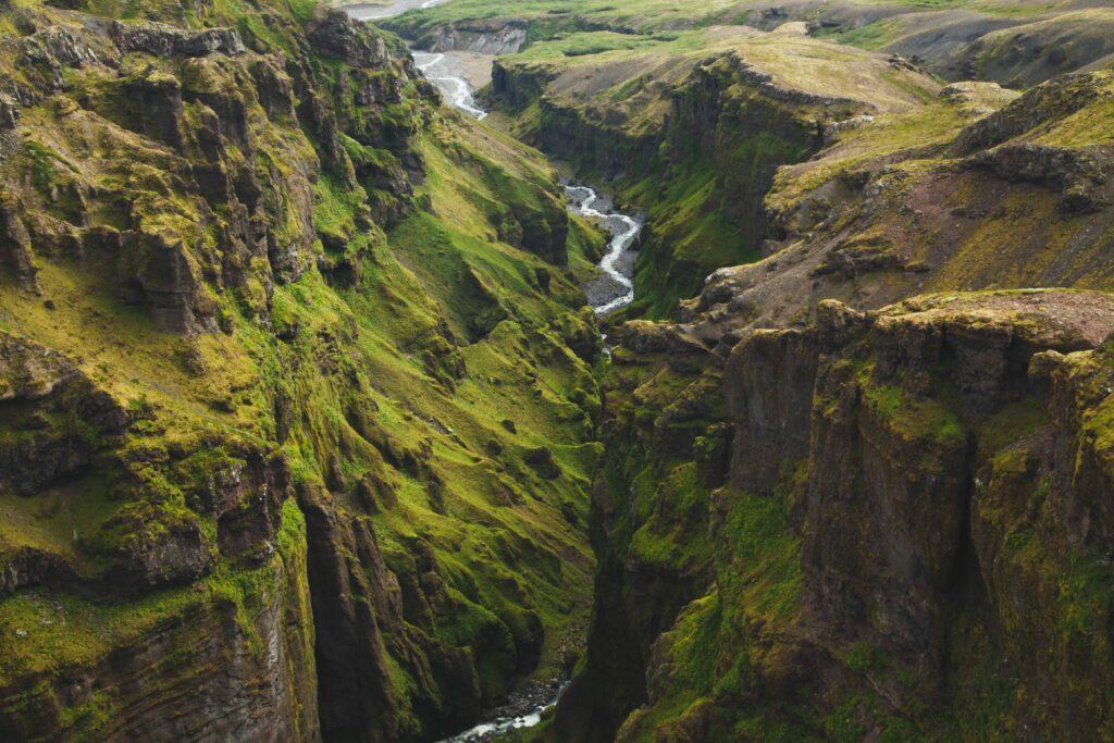 Múlagljúfur canyon - south Iceland
