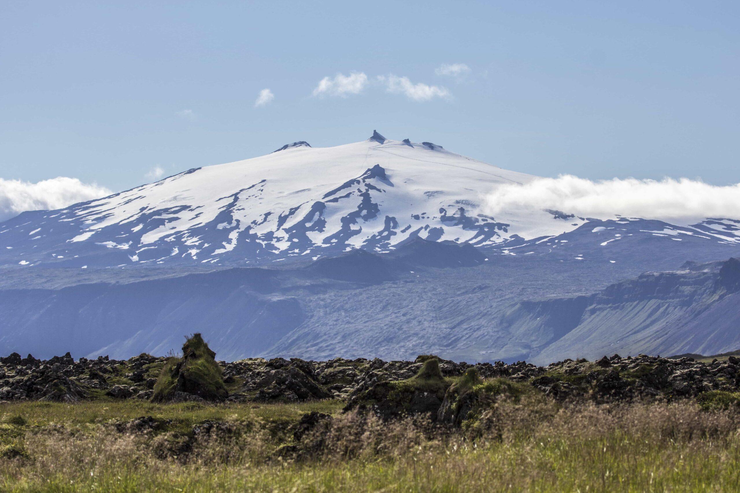 Snæfellsjokull glacier - Snæfellsnes Peninsula