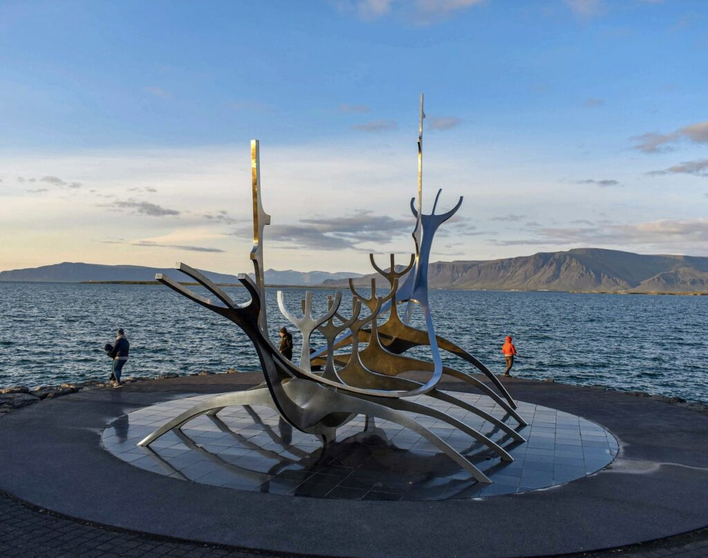 sun Voyager in Reykjavik