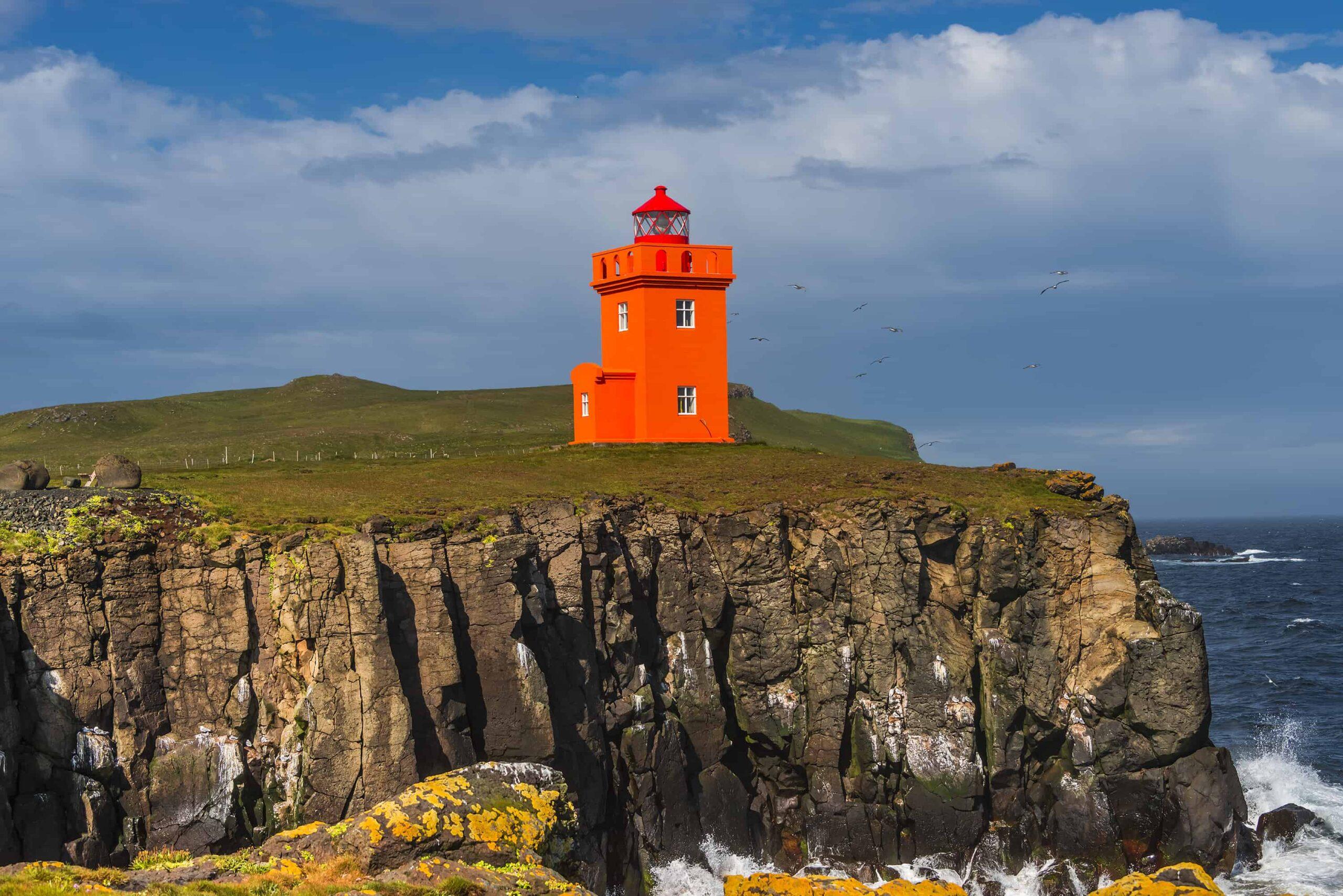 Grímsey Island