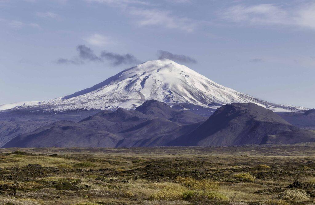 Hekla Volcano