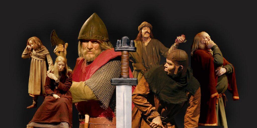 Iceland saga museum