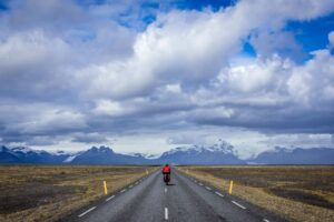 Cycling in Iceland, Biking in Iceland