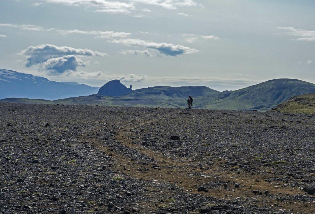 Einhyrningur mountain - Highlands of Iceland