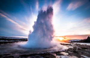Geysir geothermal area - Golden Circle