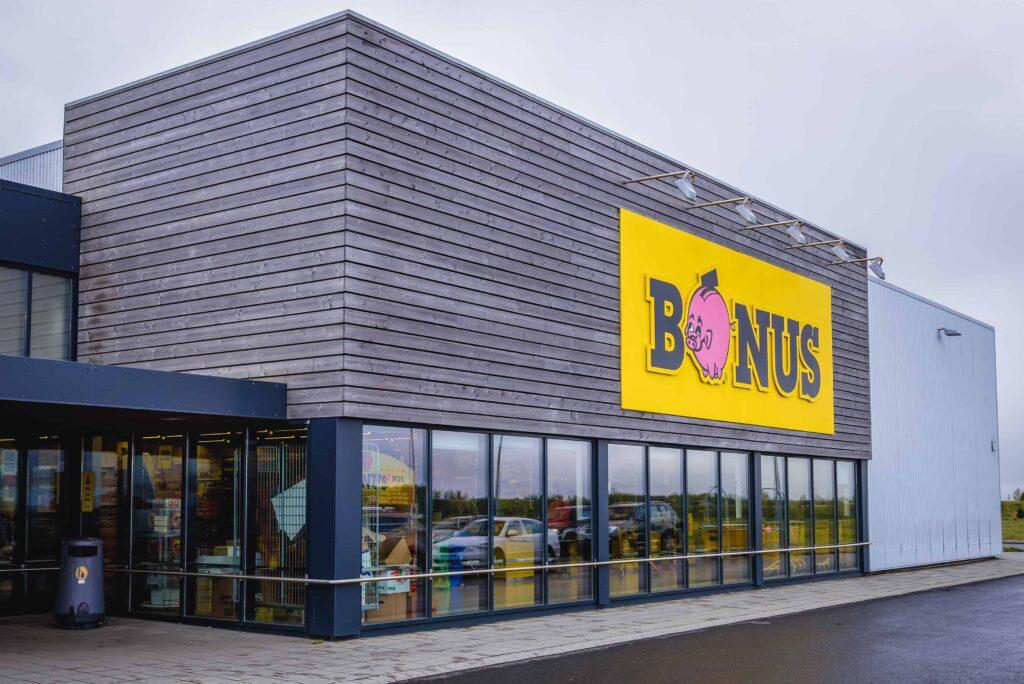 Bónus - Grocery shopping in Iceland