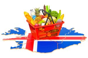 Grocery shopping in Iceland