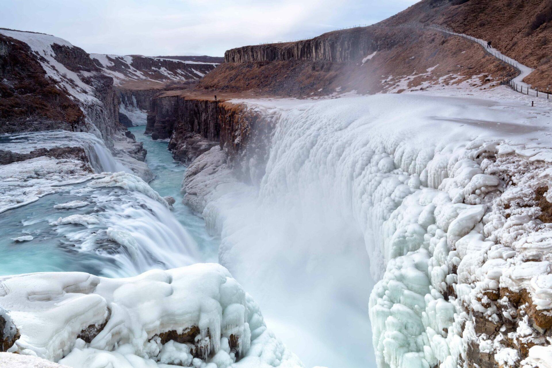 Gullfoss waterfall in Golden Circle (18)