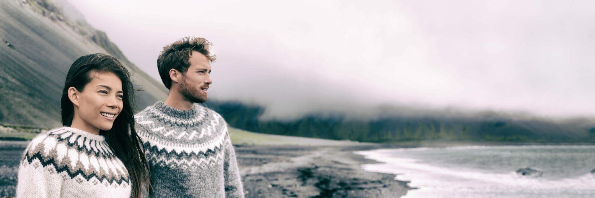 Icelandic Wool Sweater (1)