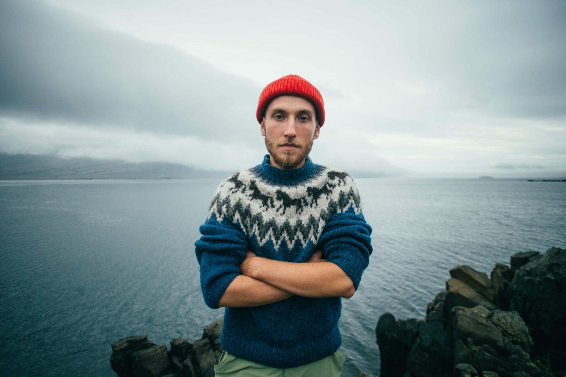Icelandic Wool Sweater (4)
