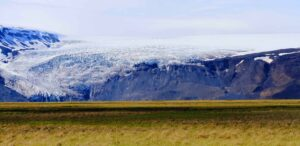Langjokull glacier - West Iceland - Golden Circle