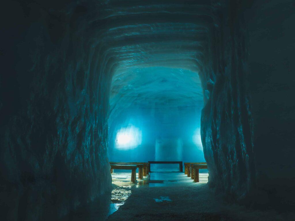 Langjokull glacier - West Iceland - Golden Circle
