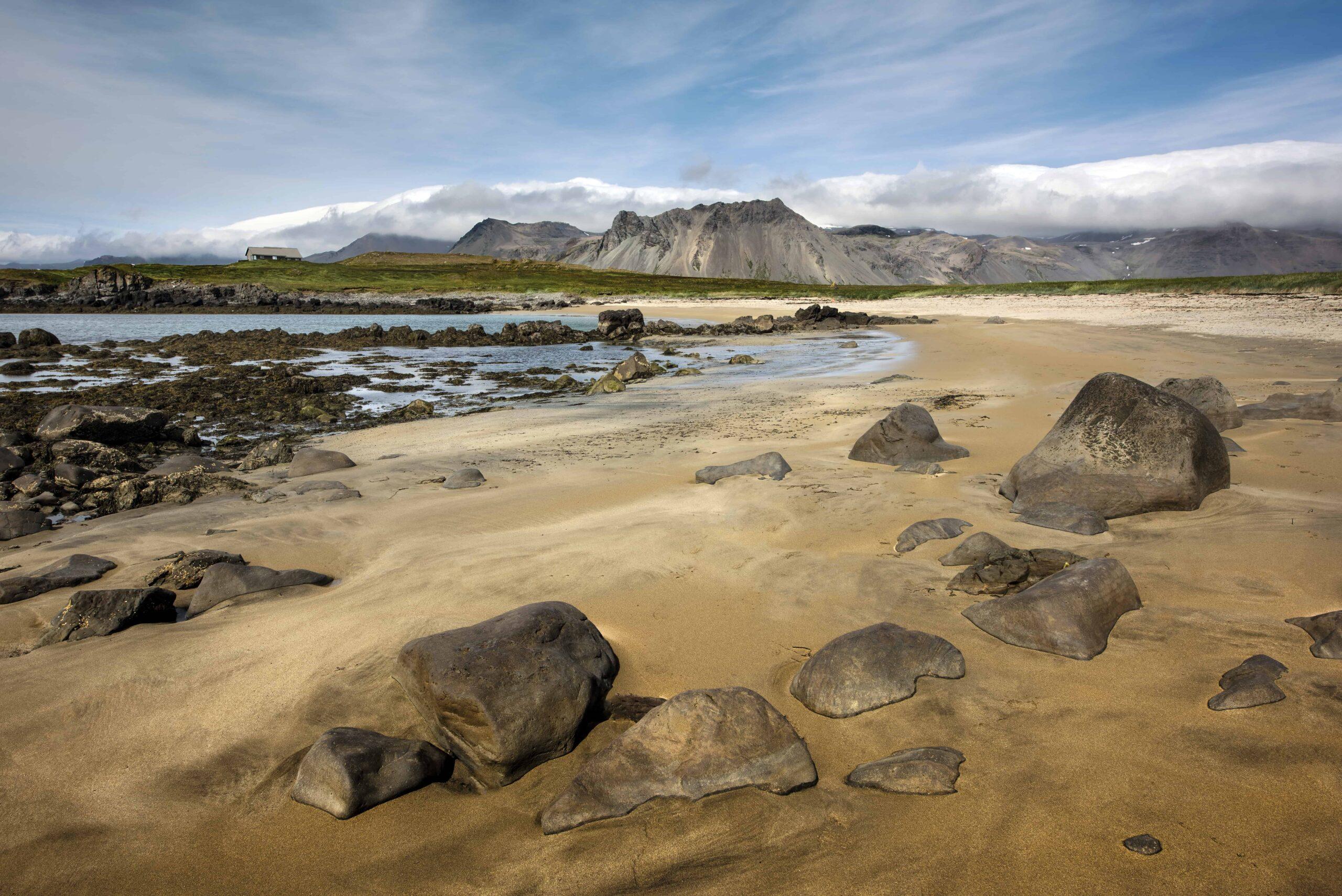 Ytri Tunga seal colony - Snæfellsnes Peninsula