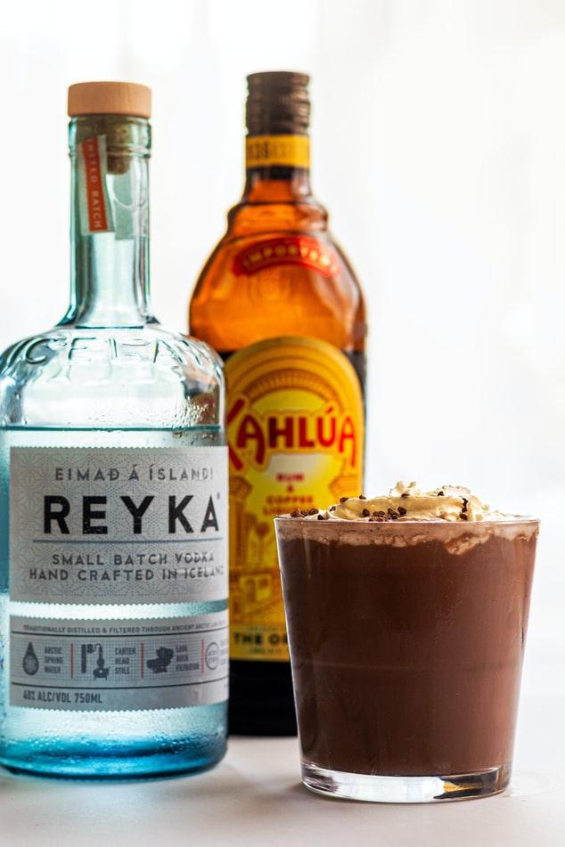 reyka vodka - icelandic liquor