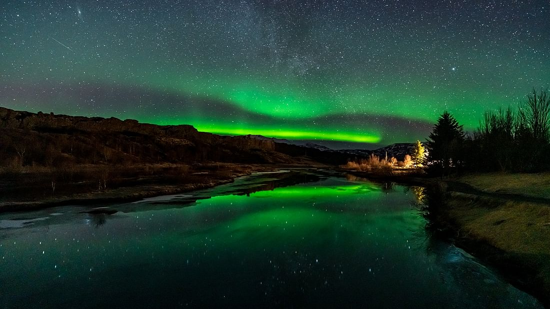 Northern Lights Photo tour in Iceland