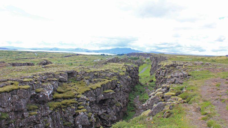 Almannagjá - Þingvellir National Park