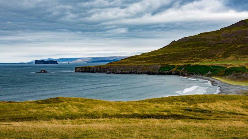 Drangey Island - North Iceland
