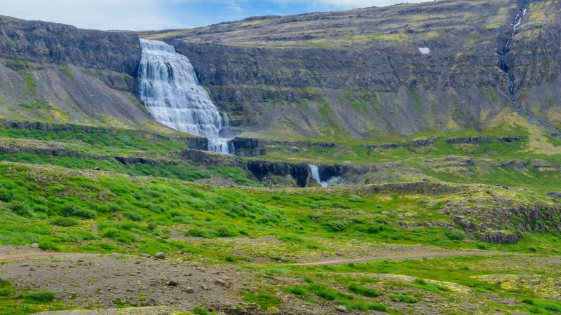 Dynjandi waterfall - Westfjords