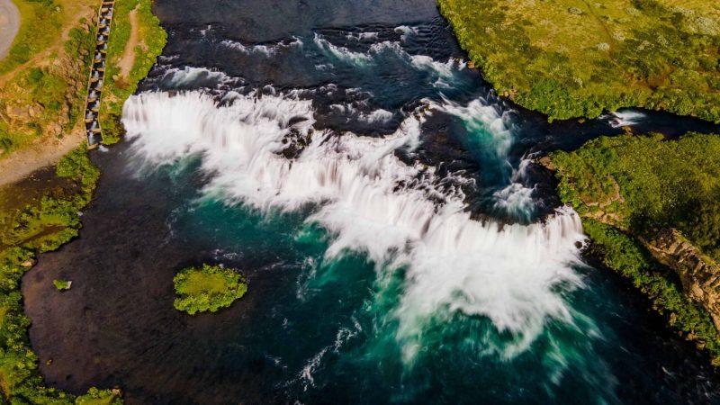 Faxi waterfall - Golden Circle