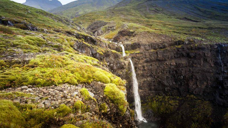 Flögufoss waterfall - East Iceland (1)