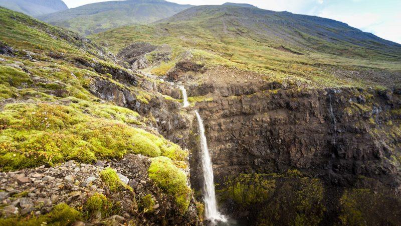 Flögufoss waterfall - East Iceland (3)