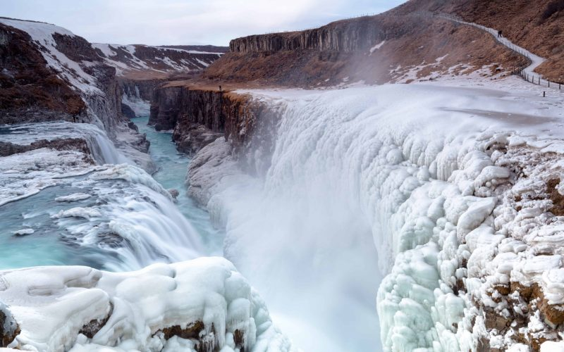 Gullfoss waterfall in Golden Circle (18)