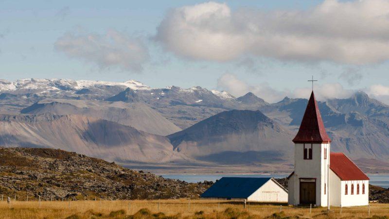 Hellnar - Snæfellsnes Peninsula