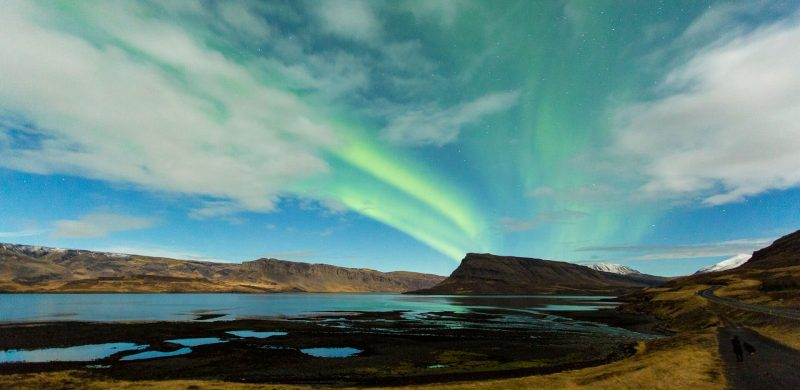 Northern Lights in Iceland, Northern Lights minibus tour in Iceland