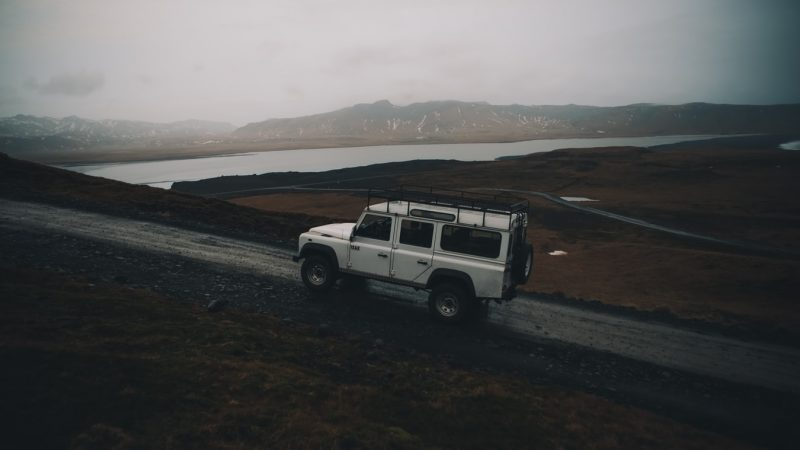 Jeep in Iceland, Super Jeep, Road Trip, Self Driving