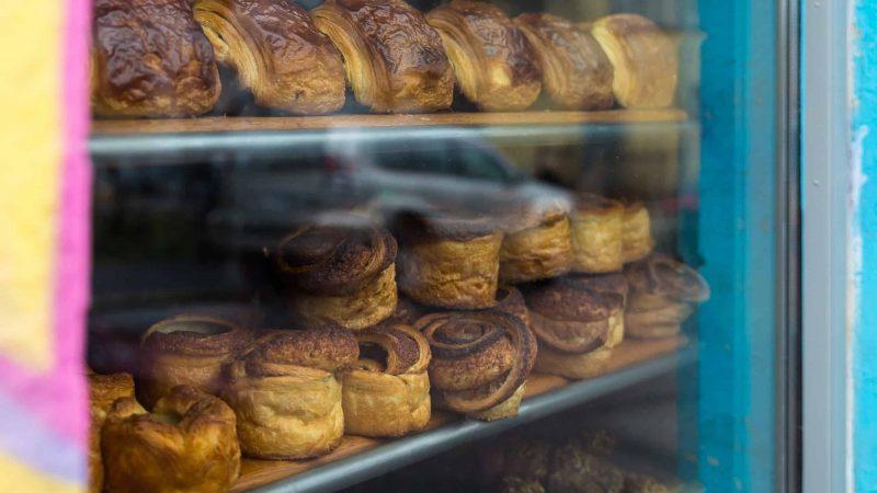 Icelandic Traditional Food - Snúðar bakery