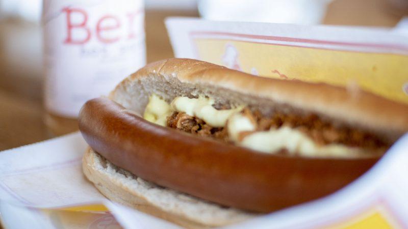 Icelandic Traditional Food - Icelandic hot dog
