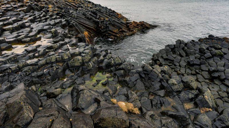 Kálfshamarsvík - north Iceland