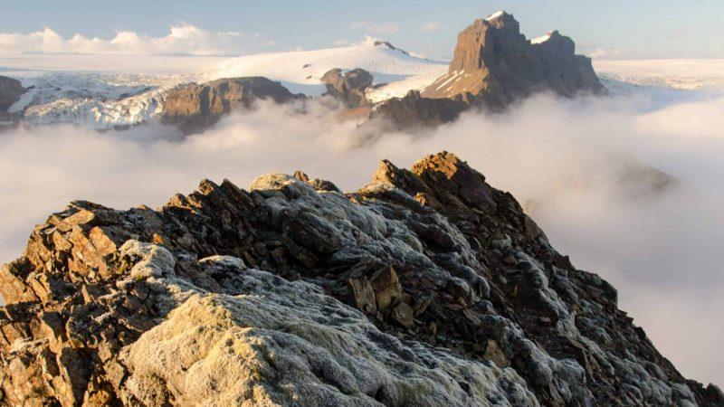 Kristínartindar - Skaftafell Nature Reserve